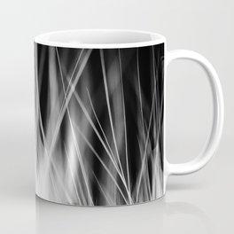 White Static Coffee Mug