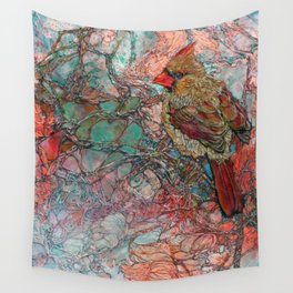 Thicket Starlet Wall Tapestry