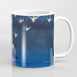 Origami Dream Coffee Mug