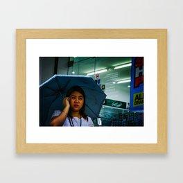 Indirect Framed Art Print