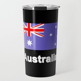 Flag of Australia, Australians Travel Mug
