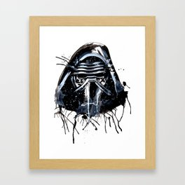 Ren Framed Art Print
