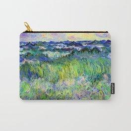 Claude Monet Sea at Pourville Carry-All Pouch