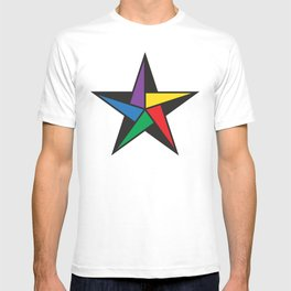 Geometric star - to wear T-shirt