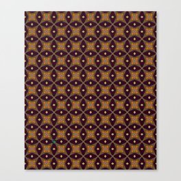 You're Kilim Me 2 Canvas Print