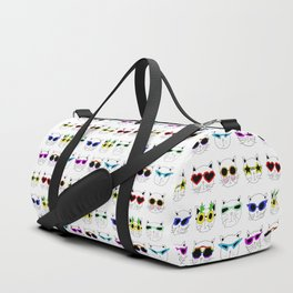 Cool Cats Duffle Bag