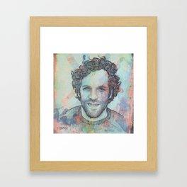 Jack Johnson - In Between Dreams Framed Art Print
