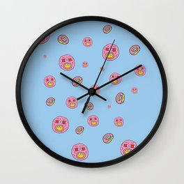 Cherry Bomb and OFWGKTA Wall Clock
