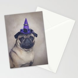 Peppa Pug Hates Halloween Stationery Cards