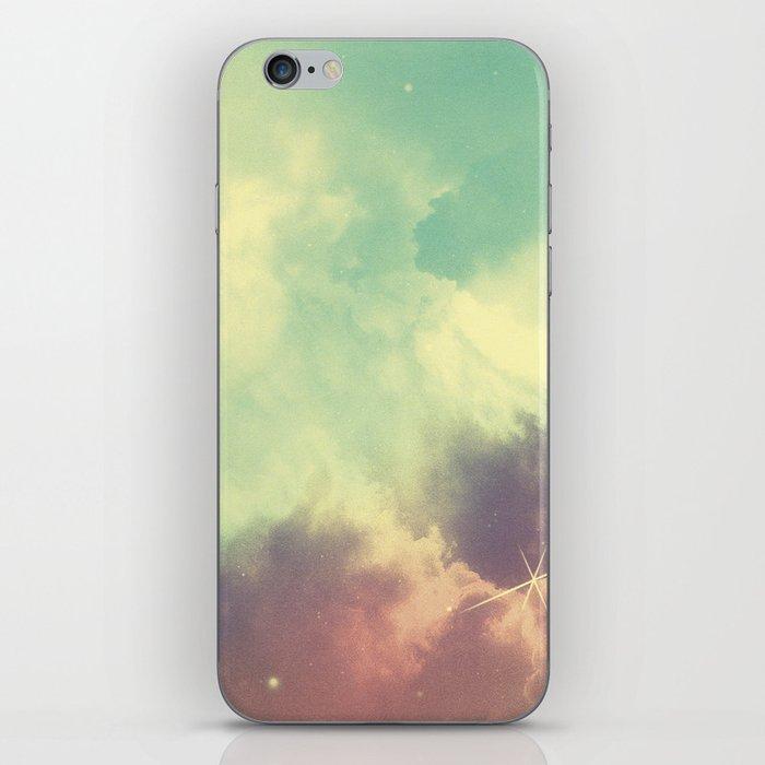 Nebula 3 iPhone Skin