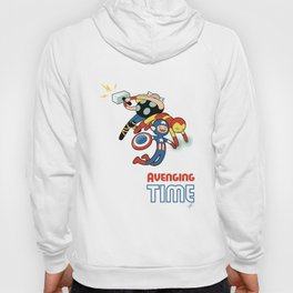Avenging time Hoody
