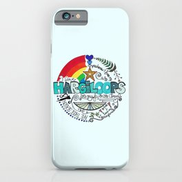 Hargiloops iPhone Case