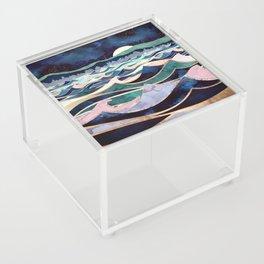 Moonlit Ocean Acrylic Box