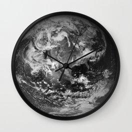 La Terre Wall Clock