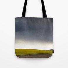 Rain's Coming Tote Bag