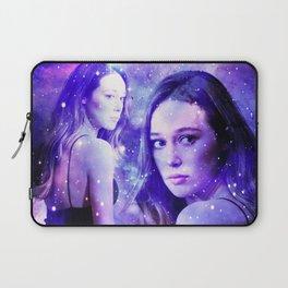 Heavenly Alycia Debnam-Carey Laptop Sleeve