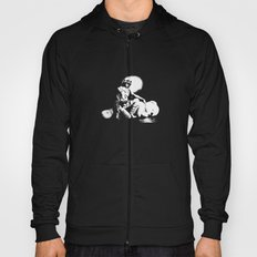 Teddy Bear Hunting Hoody