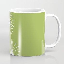 Three Dandelions Coffee Mug