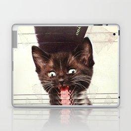 Slave To Kitty Laptop & iPad Skin