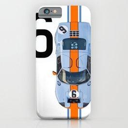 GT40 1969 24H iPhone Case