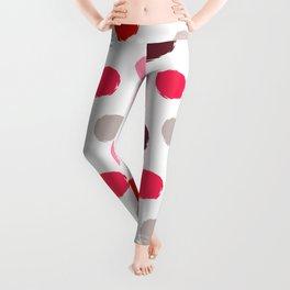 Fancy polka dot  Leggings