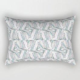 Diamond Knots Rectangular Pillow