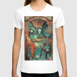 Oriental Wedding T-shirt