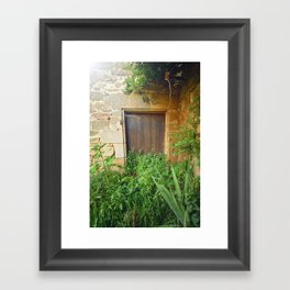 Let it grow ! Framed Art Print