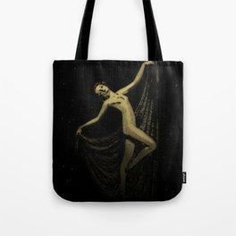 Deco Goddess Tote Bag