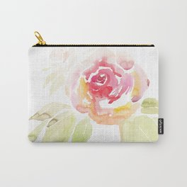 Dripping Rose Carry-All Pouch