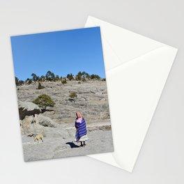 Sierra Tarahumara México Stationery Cards