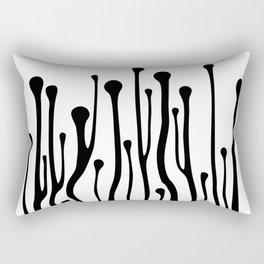 Open your mouth Rectangular Pillow