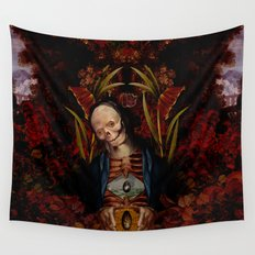 Cosmic Egg Wall Tapestry