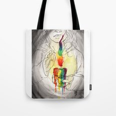 Keep being Proud. Tote Bag