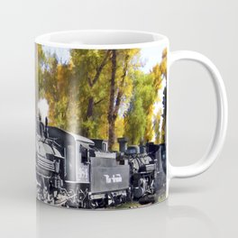 Cumbres and Toltec Railroad Coffee Mug