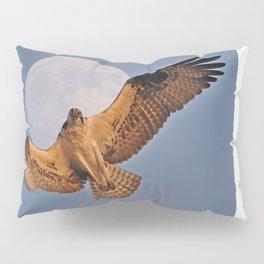 Osprey Moon Pillow Sham