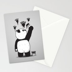 Pandalism Stationery Cards