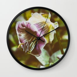 Tenderness Wall Clock