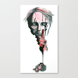 Mads Canvas Print