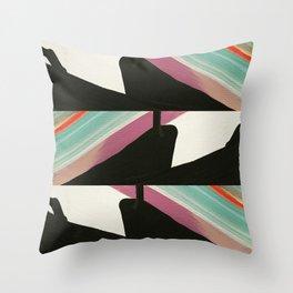 Bridges Throw Pillow