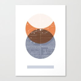 Eclipse I Canvas Print