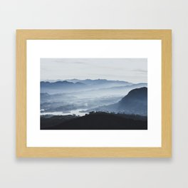 Sri Lanka Framed Art Print