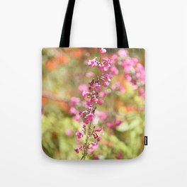 She Lives in the Moment... Tote Bag