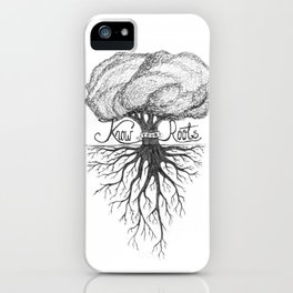 Know Your Roots iPhone Case