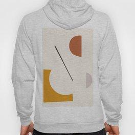 abstract minimal 27 Hoody