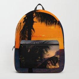 Key Largo Sunset Backpack