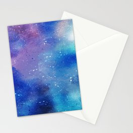 Abstract Background 343 Stationery Cards
