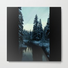 Link Creek Metal Print