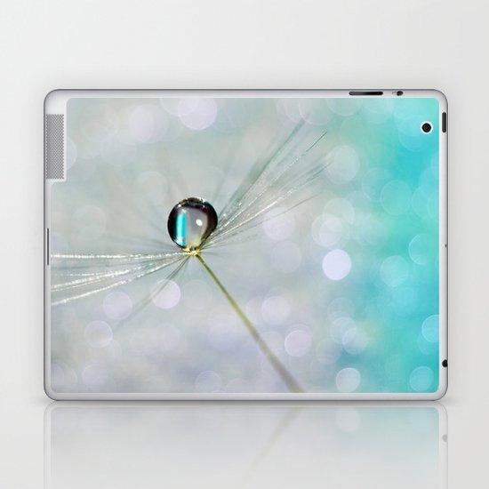 winter rain Laptop & iPad Skin