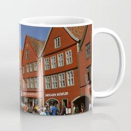 Bergen Bryggen Coffee Mug